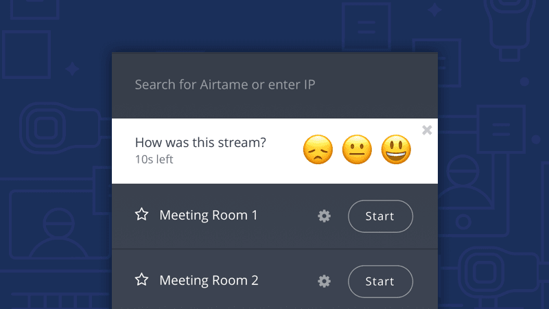 New App 2 3: Introducing less delay in video mode! - Airtame