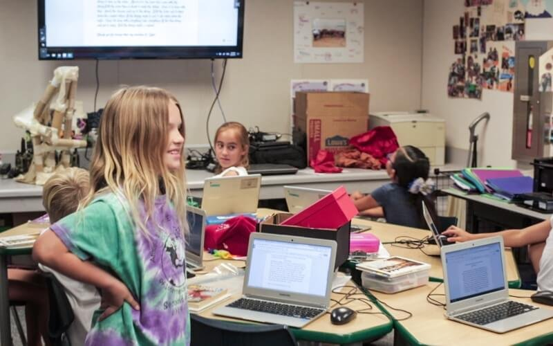 Easy Collaborative Learning At Desert Sands Unified School District