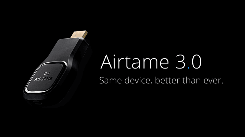 Firmware update 3.0: Simple to set up, easy to use