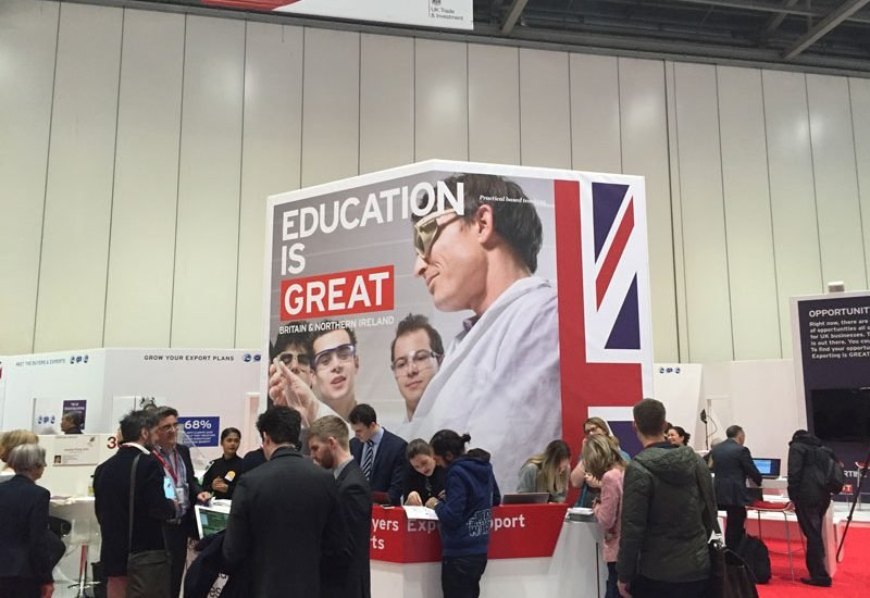 Trends in educational technology at Bett 2016