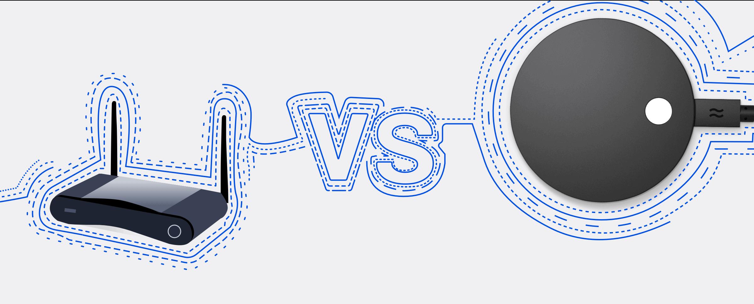 ClickShare vs Airtame 2