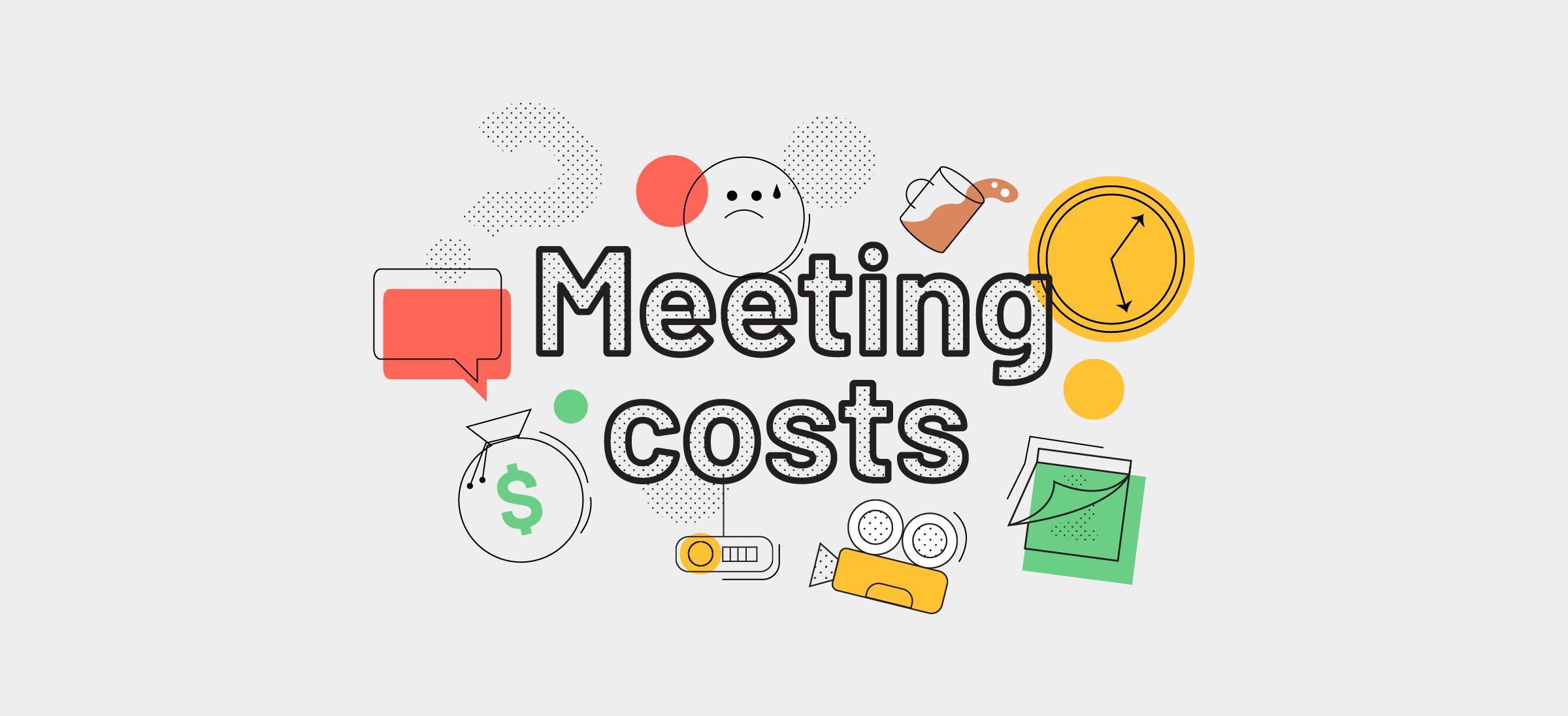 The real cost of business meetings