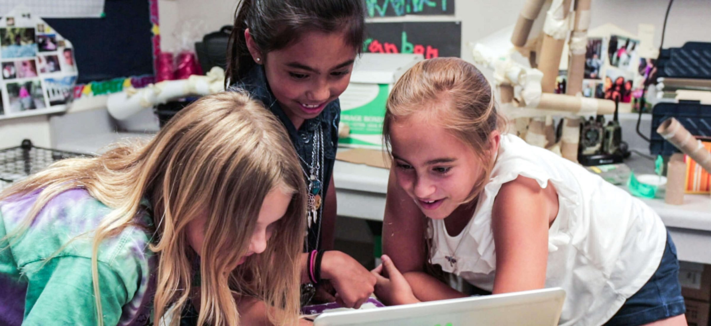 Easy, collaborative learning at Desert Sands Unified School District