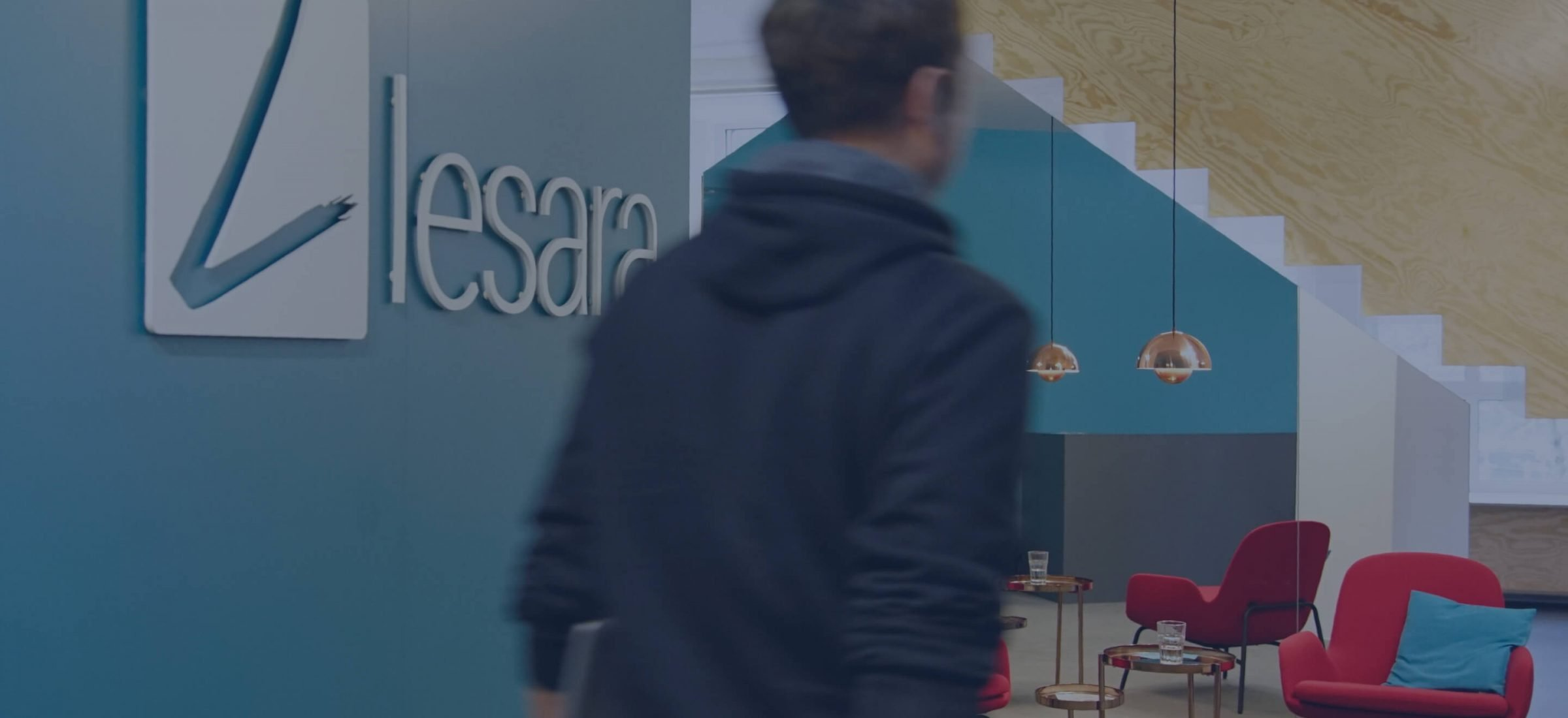How Lesara improved productivity and efficiency using Airtame's wireless technology