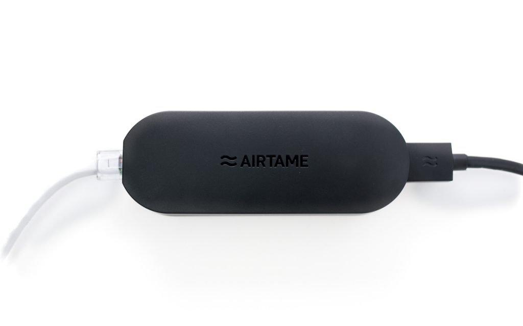 Screenshot showing an Airtame 2 adapter