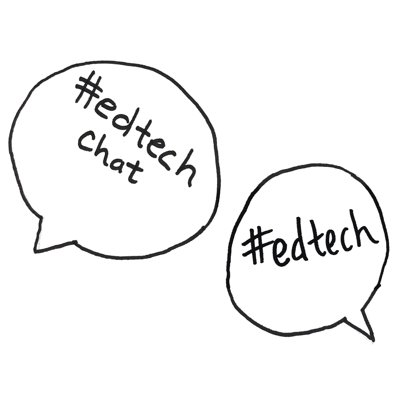 ed tech chat bubbles