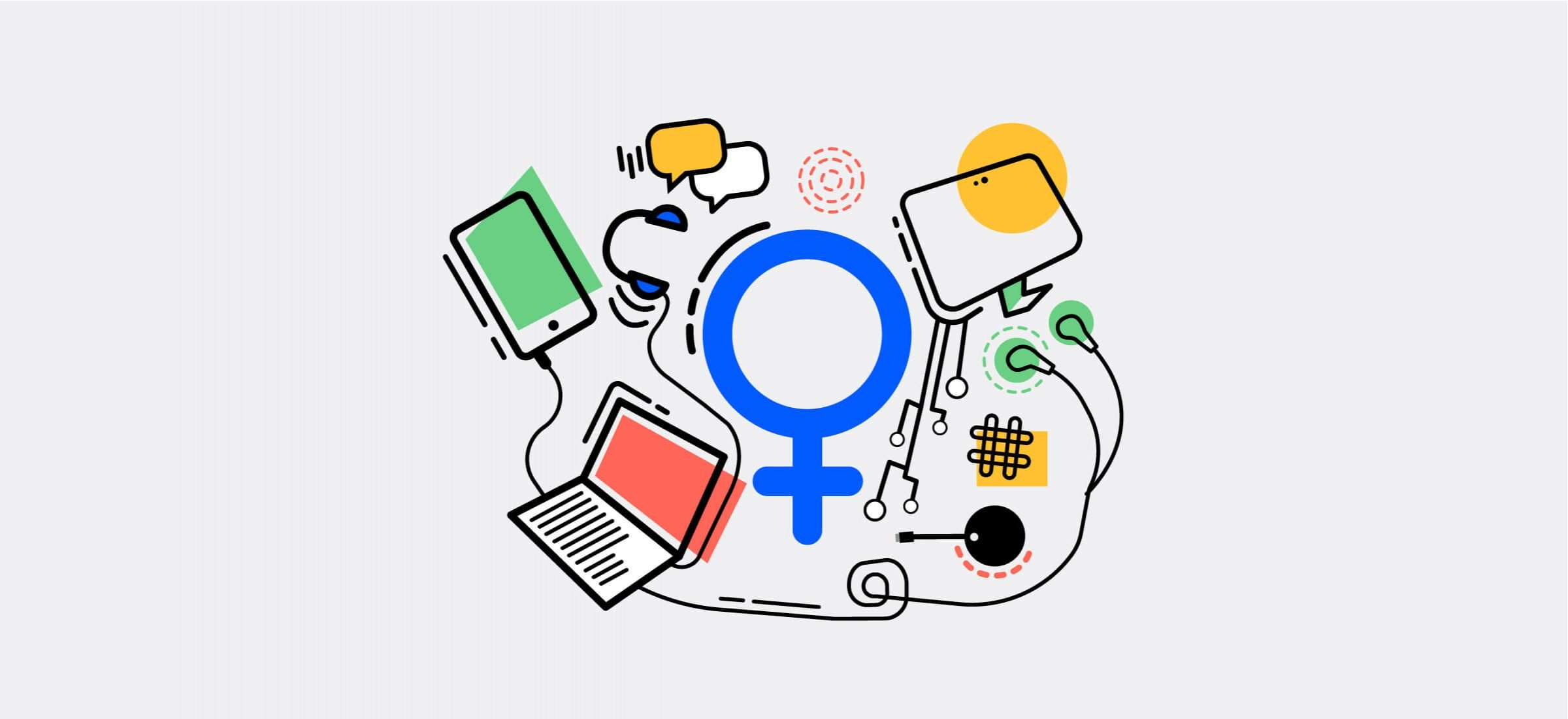 Women in tech: introducing 'salons' at your workplace