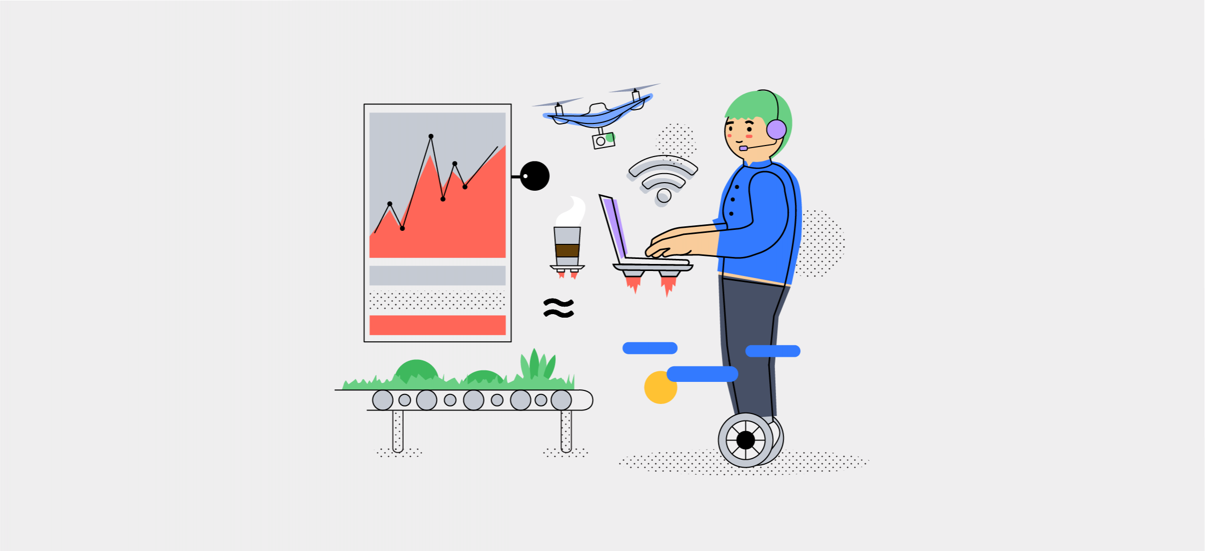 The future of work: office trends in 2019
