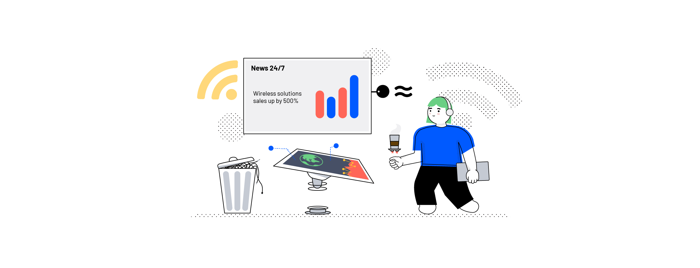 Image of office trends in 2019