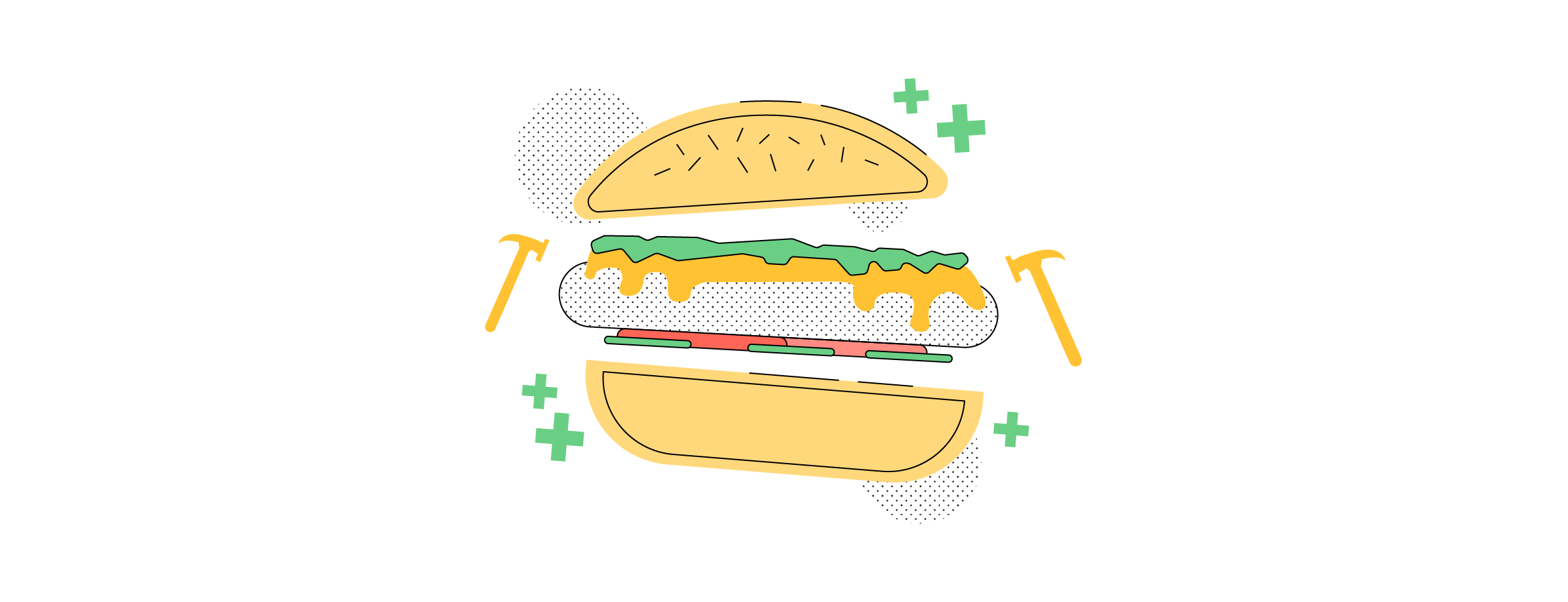 The burger model for presenting feedback in one-on-one meetings