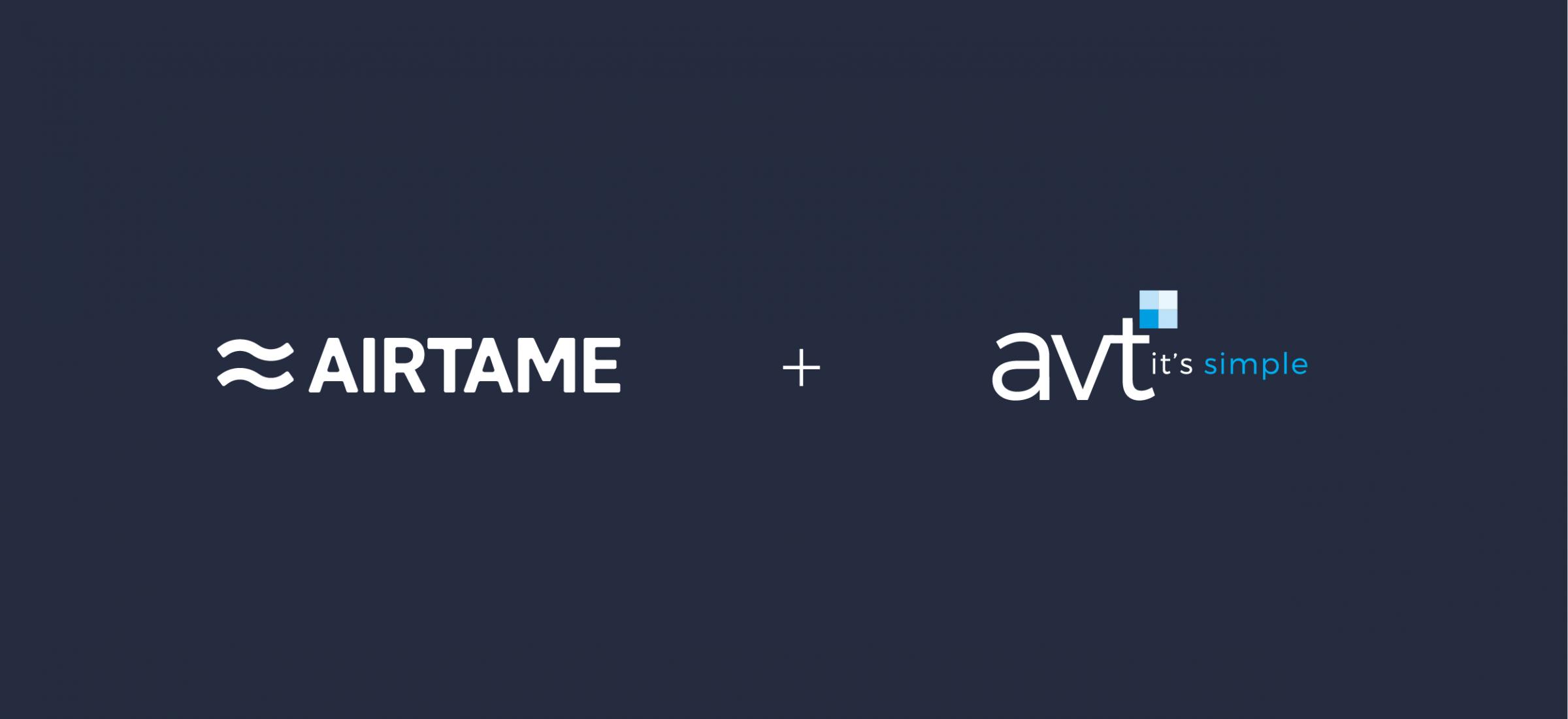 Airtame announces partnership with avt, Australia's leading value-added AV distributor