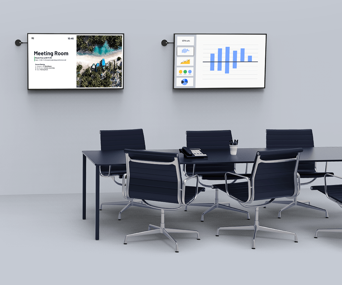Wireless screen mirroring and digital signage with Airtame
