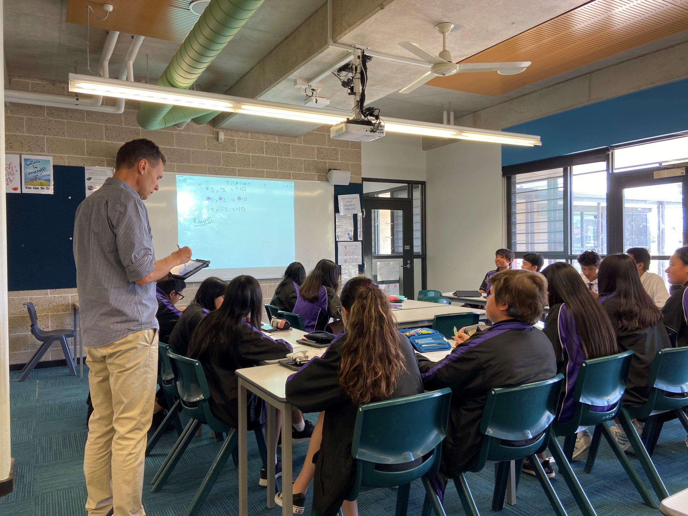 Keysborough college class