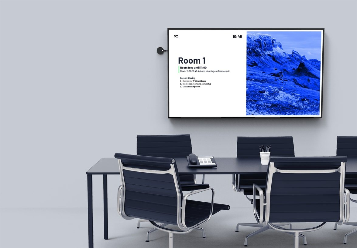 Airtame 2 Wireless Meeting Room