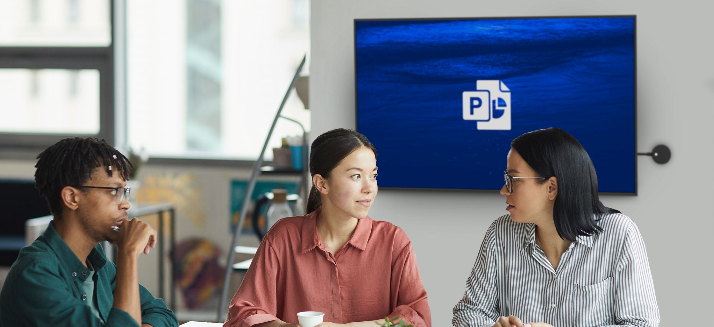 Introducing PowerPoint App for Airtame Cloud Plus